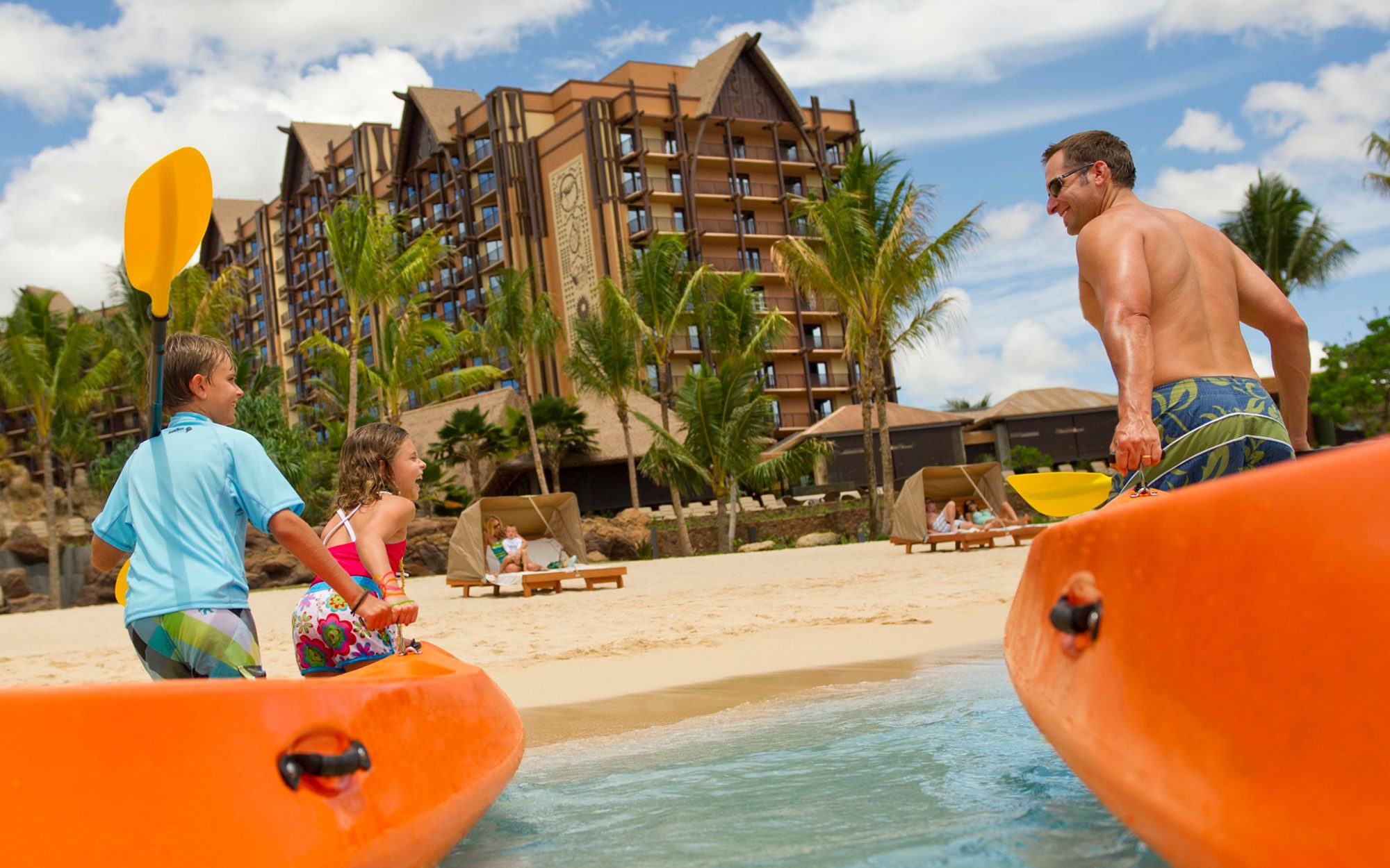 Best Family Beach Hotels: No. 1 Aulani, a Disney Resort & Spa, Kapolei, HI