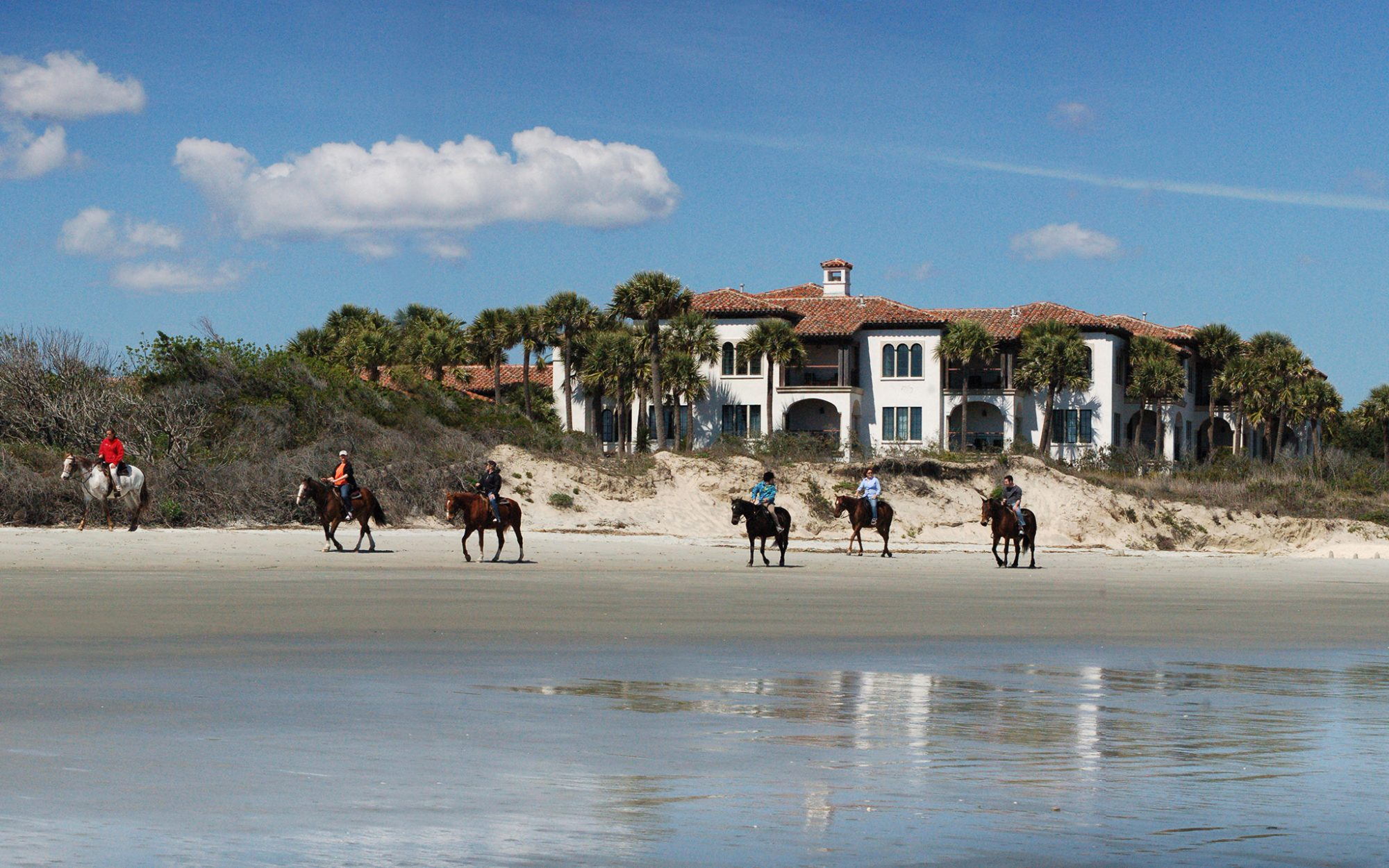 Best Family Beach Hotels: No. 4 Cloister at Sea Island, GA