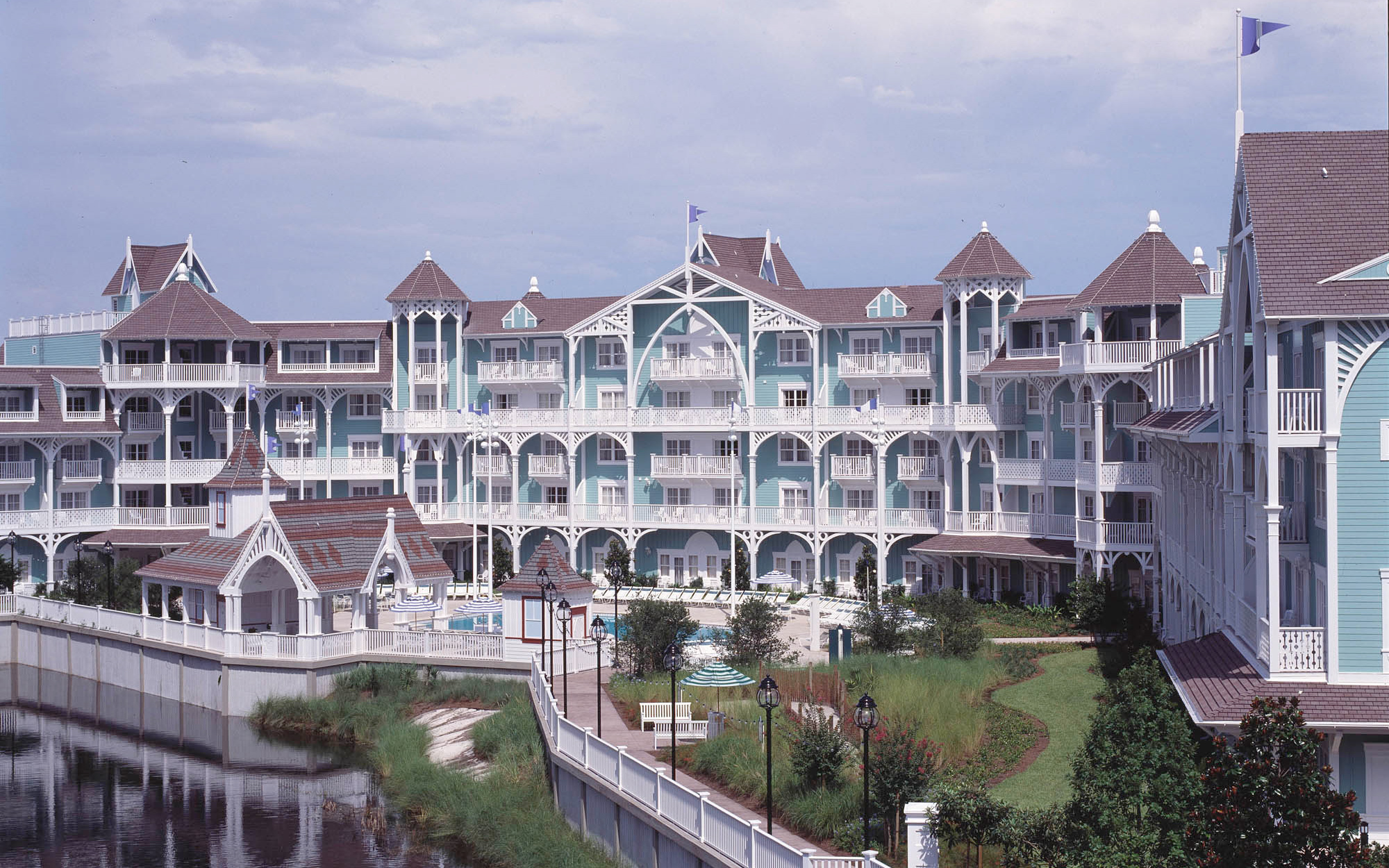 Best Family Beach Hotels: No. 8 Disney's Beach Club Resort, Lake Buena Vista, FL