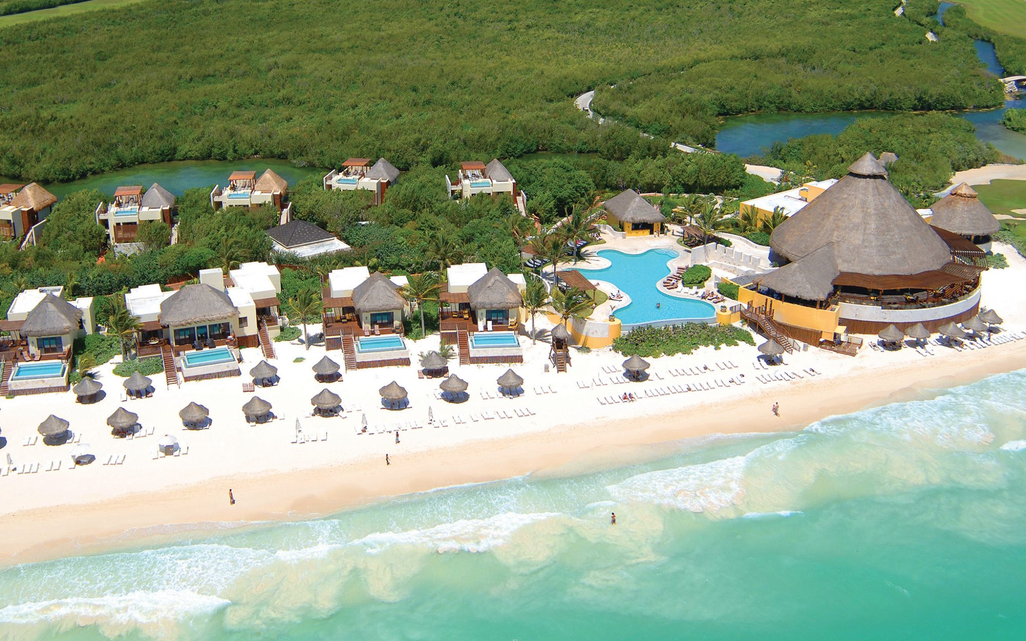 Best Family Beach Hotels: No. 21 The Fairmont Mayakoba, Riviera Maya, Mexico