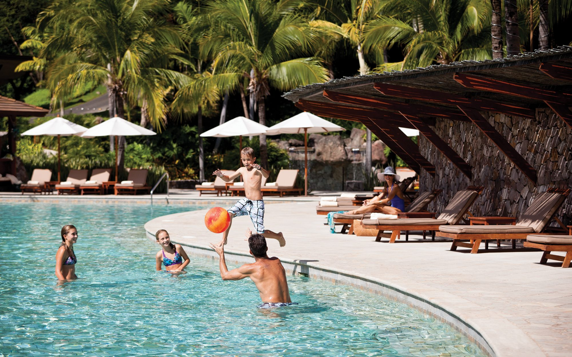 Best Family Beach Hotels: No. 25 (tie) Four Seasons Resort Costa Rica at Peninsula Papagayo