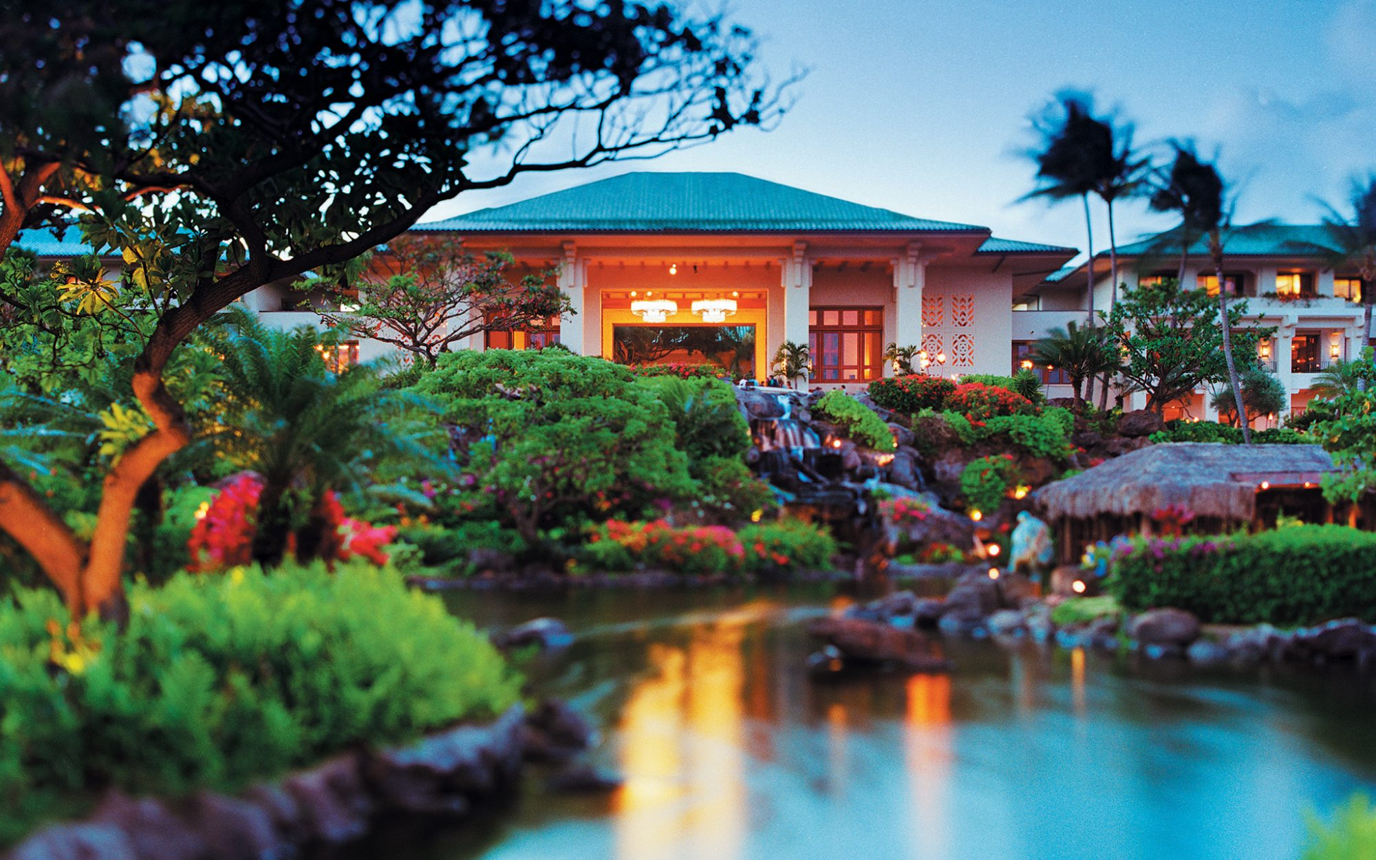 Best Family Beach Hotels: No. 15 Grand Hyatt Kauai Resort & Spa, HI