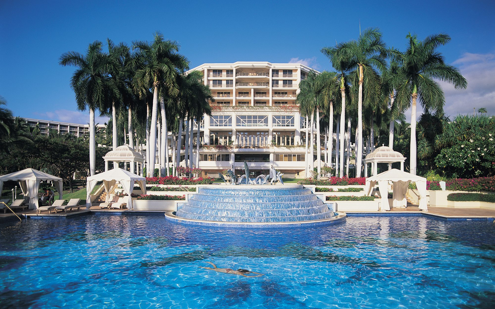 Best Family Beach Hotels: No. 14 Grand Wailea, A Waldorf Astoria Resort, HI