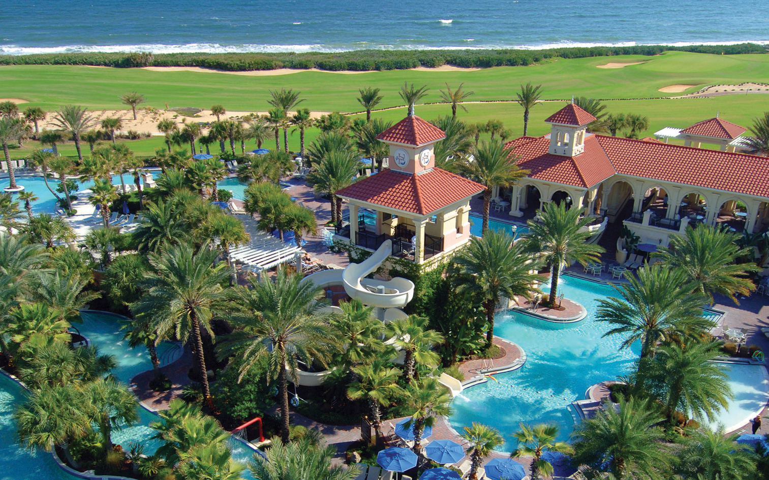 Best Family Beach Hotels: No. 5 (tie) Hammock Beach Resort, Palm Coast, FL