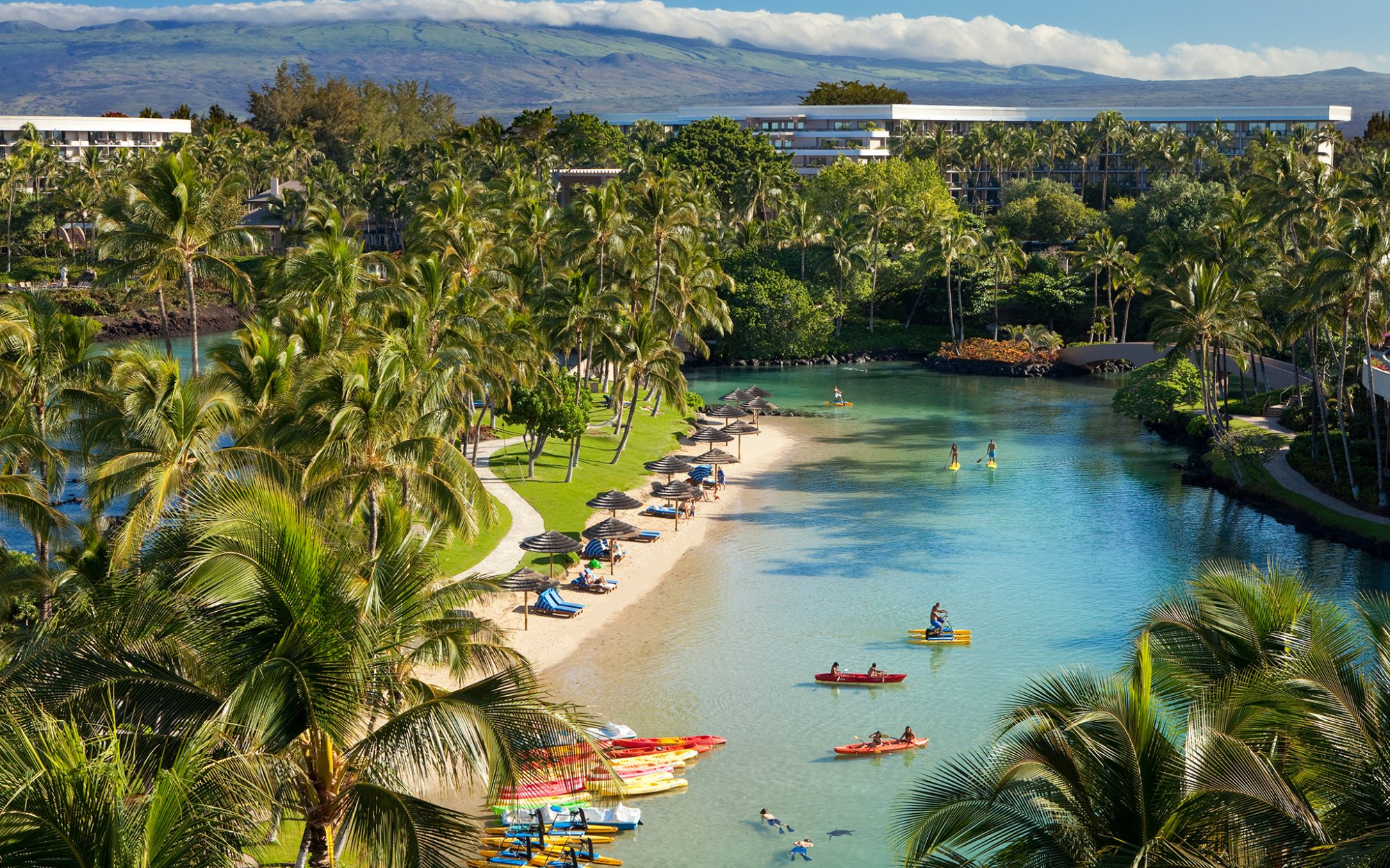 Best Family Beach Hotels: No. 19 Hilton Waikoloa Village, HI