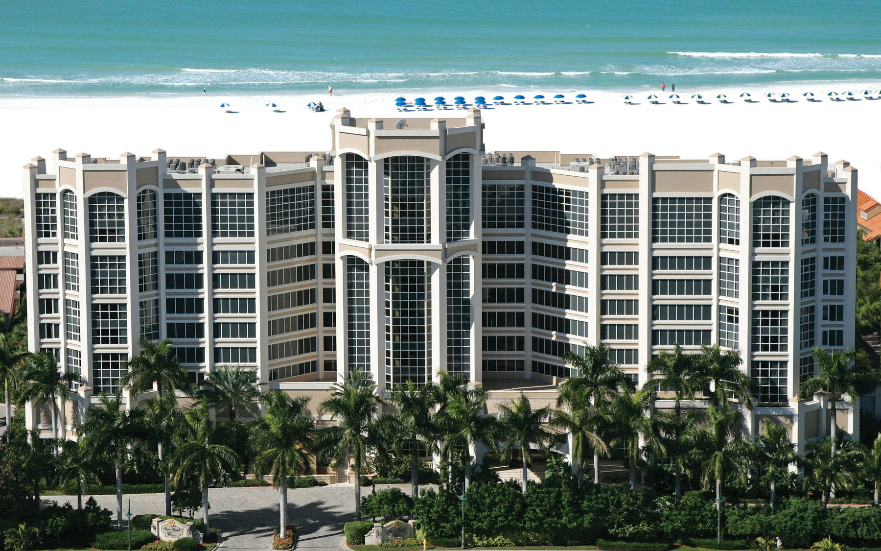 Best Family Beach Hotels:  No. 23 Marco Beach Ocean Resort, Naples, FL
