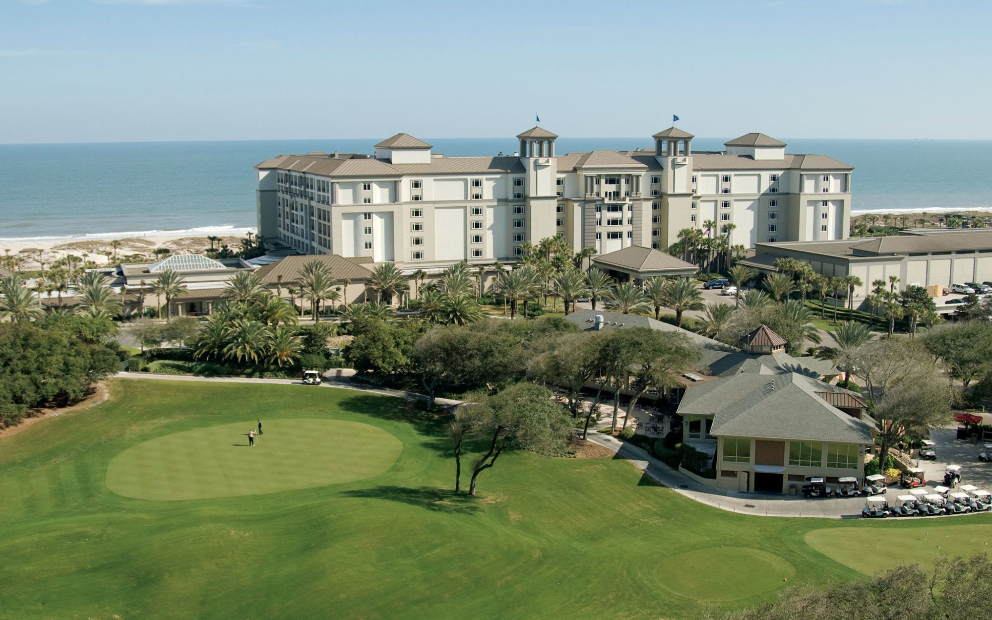 Best Family Beach Hotels: No. 24 Ritz-Carlton, Amelia Island, FL