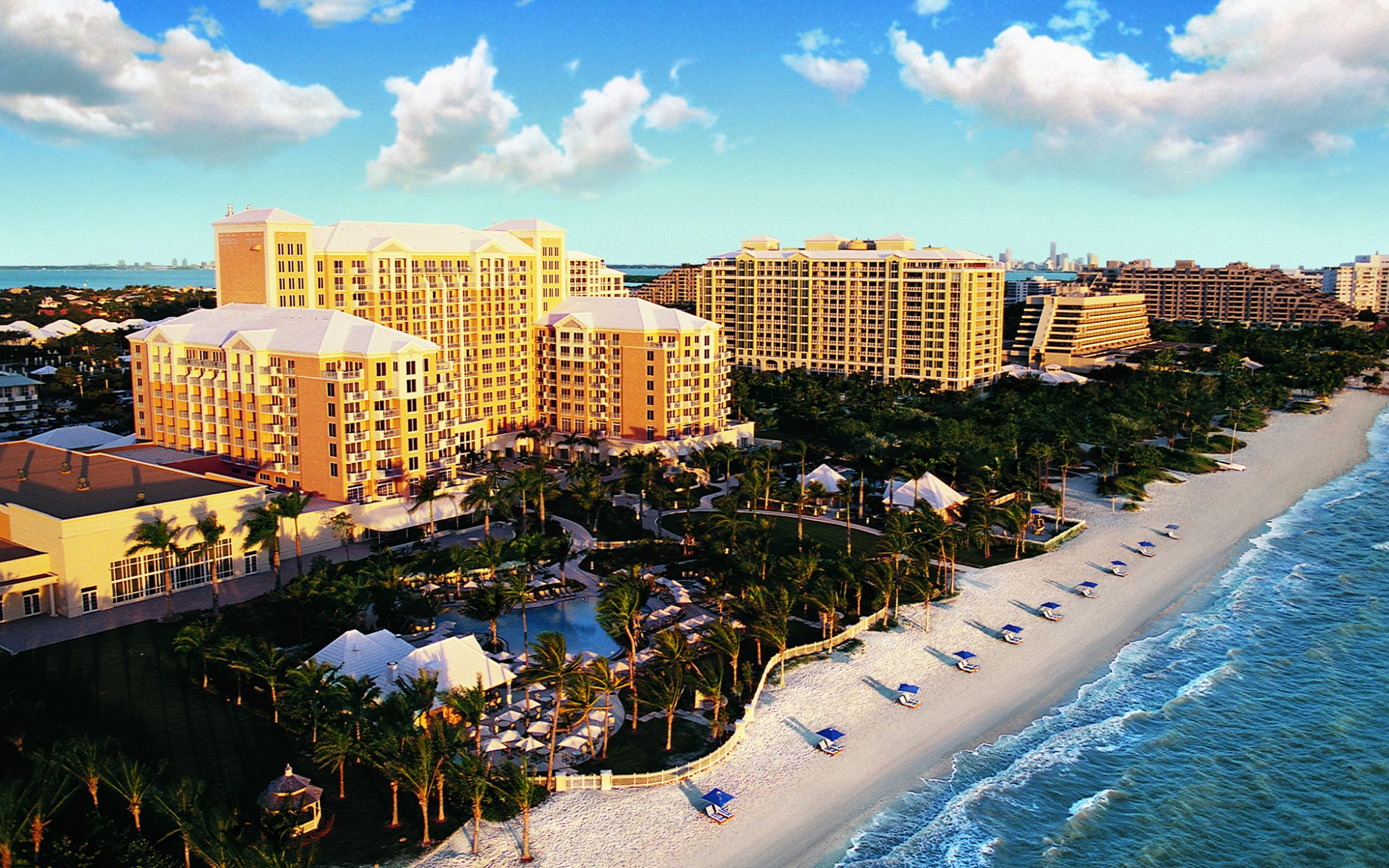 Best Family Beach Hotels: No. 16 Ritz-Carlton, Key Biscayne, FL