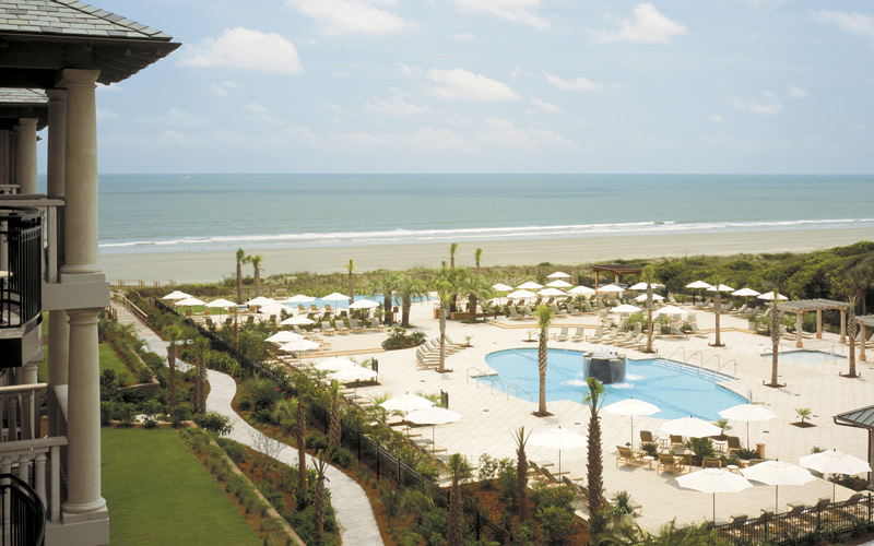 Best Family Beach Hotels: No. 3 Sanctuary at Kiawah Island Golf Resort, SC