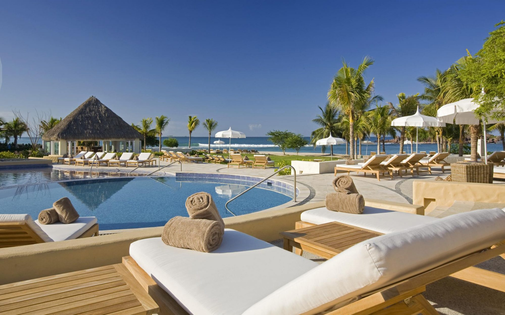 Best Family Beach Hotels: No. 18 St. Regis Punta Mita Resort, Mexico