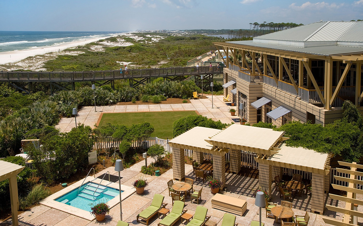 Best Family Beach Hotels: No. 10 (tie) WaterColor Inn & Resort, Santa Rosa Beach, FL
