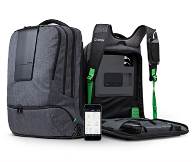Coolest Tech Gadgets from CES: AMPL SmartBag