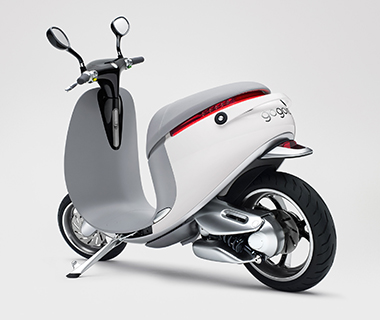 Coolest Tech Gadgets from CES: Gogoro Smartscooter