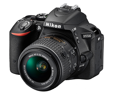 Coolest Tech Gadgets from CES: Nikon D5500