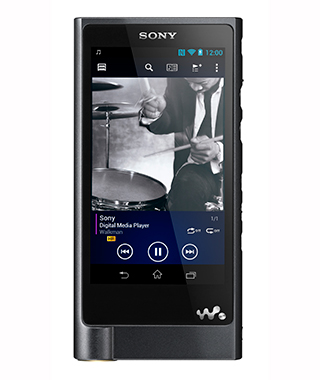 Coolest Tech Gadgets from CES: Sony NW ZX-2 Walkman