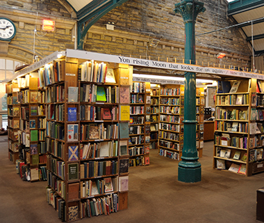 World's Coolest Bookstores: Barter Books, England