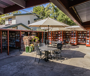 World's Coolest Bookstores: Bart's Books, Ojai, CA