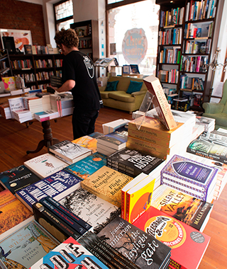 World's Coolest Bookstores: Book Lounge, Cape Town