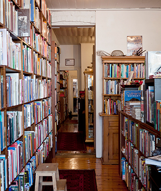 World's Coolest Bookstores: Books for Cooks, Melbourne