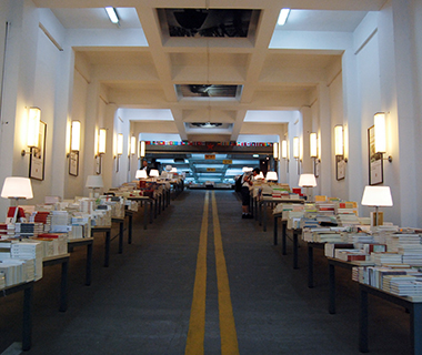 World's Coolest Bookstores: Librairie Avant-Garde, Nanjing, China