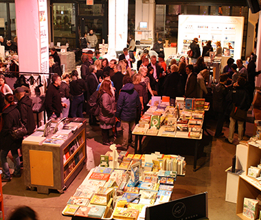 World's Coolest Bookstores: Powerhouse Arena, Brooklyn