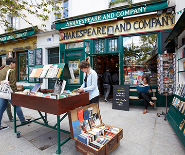 World's Coolest Bookstores: Shakespeare and Co., Paris