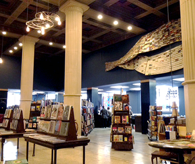 World's Coolest Bookstores: The Last Bookstore, Los Angeles