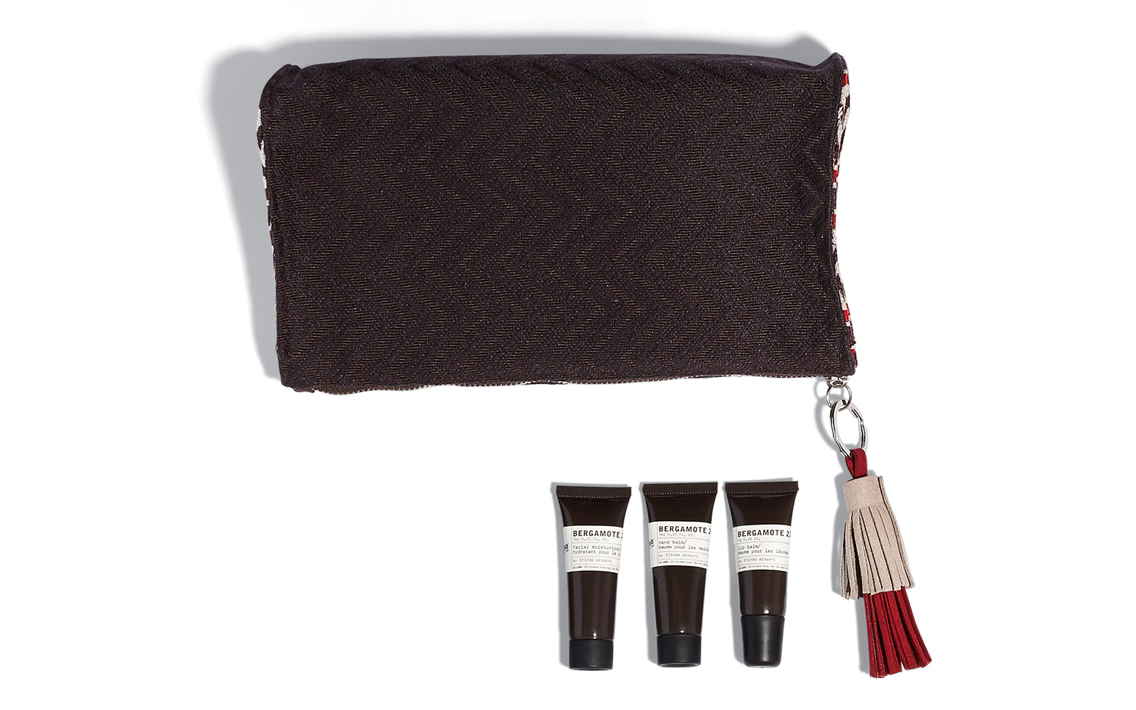 Coolest Airline Amenity Kits: Etihad - Sougha Limited Edition Kits
