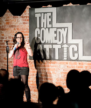 America's Best Comedy Clubs: Comedy Attic