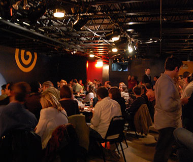 America's Best Comedy Clubs: iO Theatre