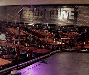 America's Best Comedy Clubs: Stand Up Live