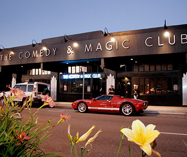 America's Best Comedy Clubs: The Comedy & Magic Club