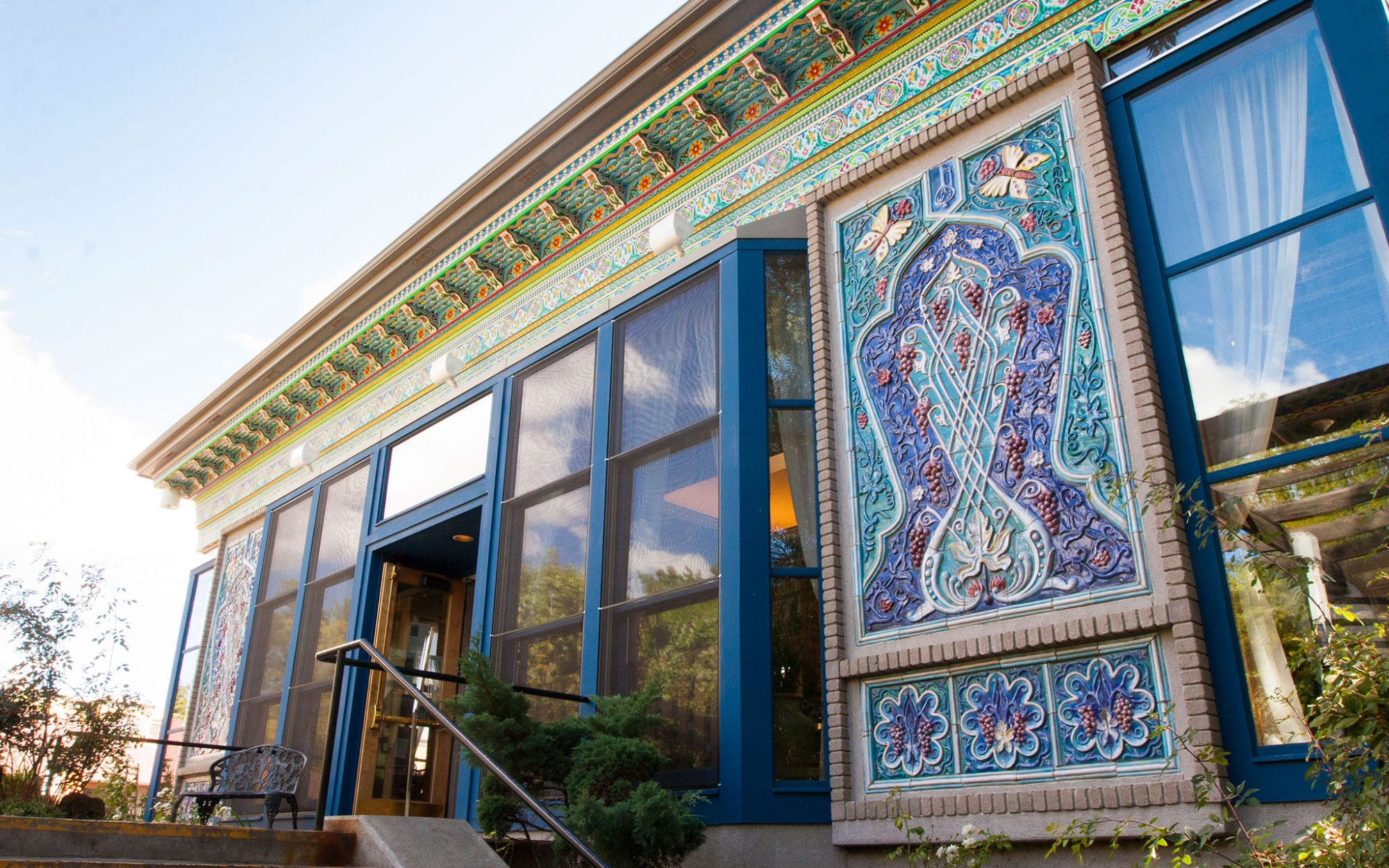 America's Best Tearooms: Boulder Dushanbe Tea House, Boulder, CO