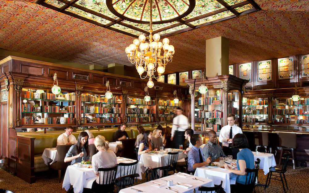 America's Best Tearooms: The Gryphon, Savannah, GA