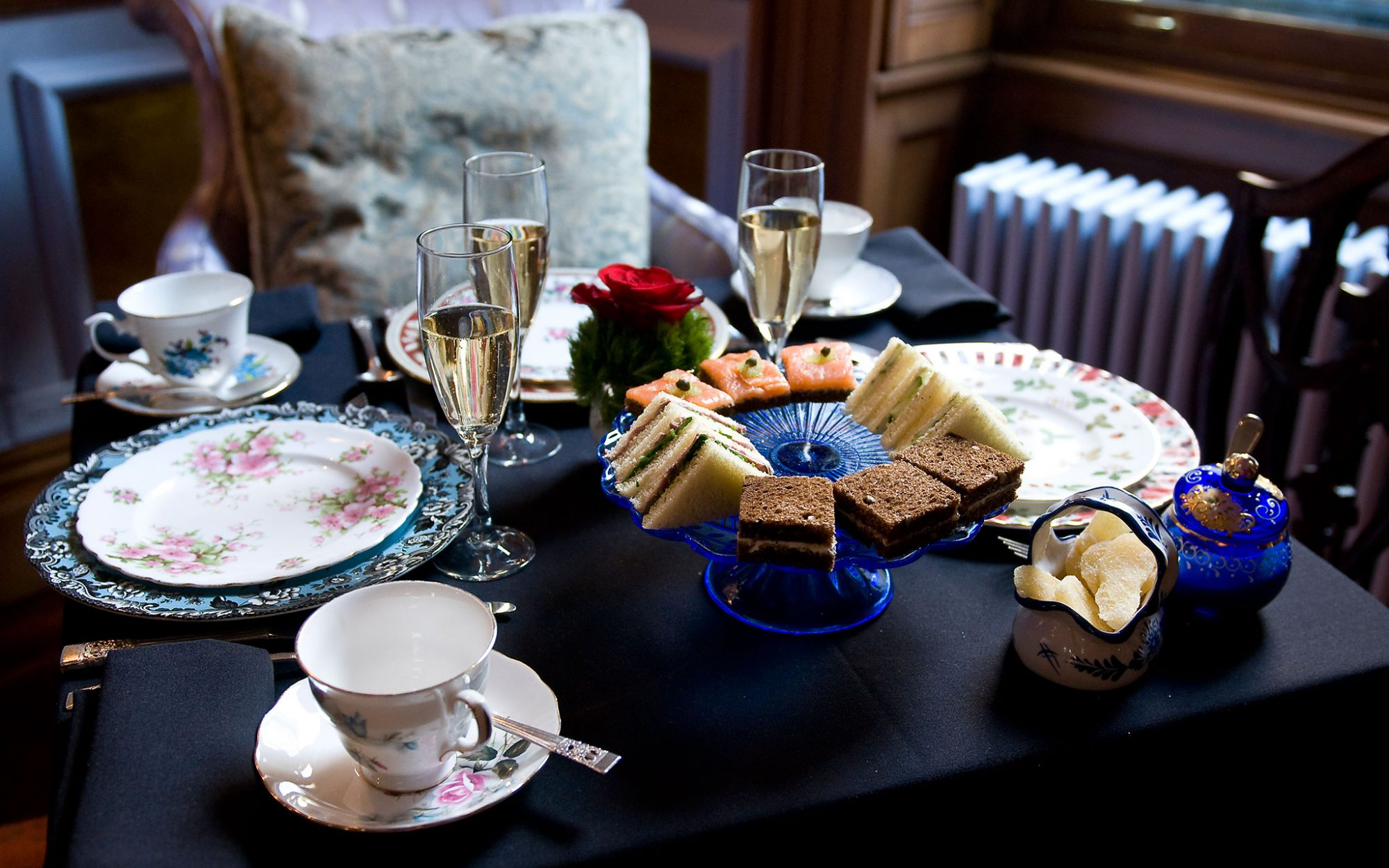 America's Best Tearooms: Lady Mendl's, NYC