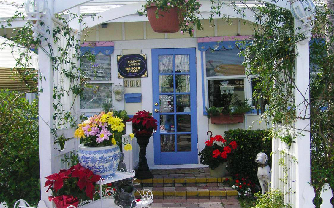 America's Best Tearooms: Serenity Garden Tea House, West Palm Beach, FL