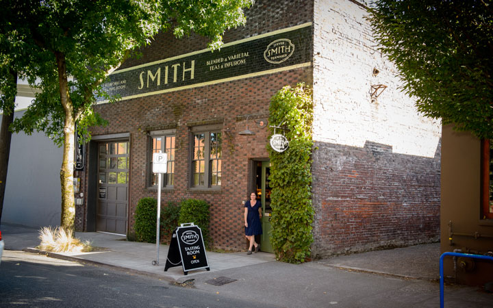 America's Best Tearooms: Smith Teamaker, Portland, OR