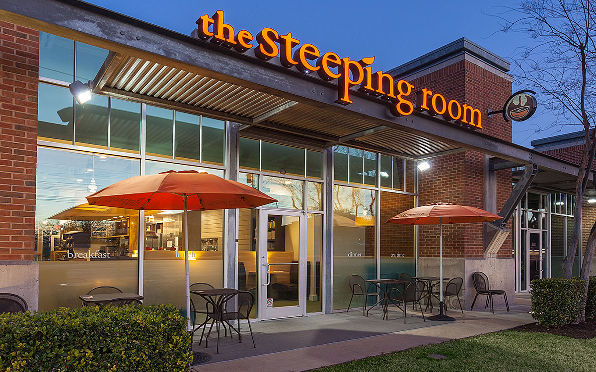America's Best Tearooms: Steeping Room, Austin, TX