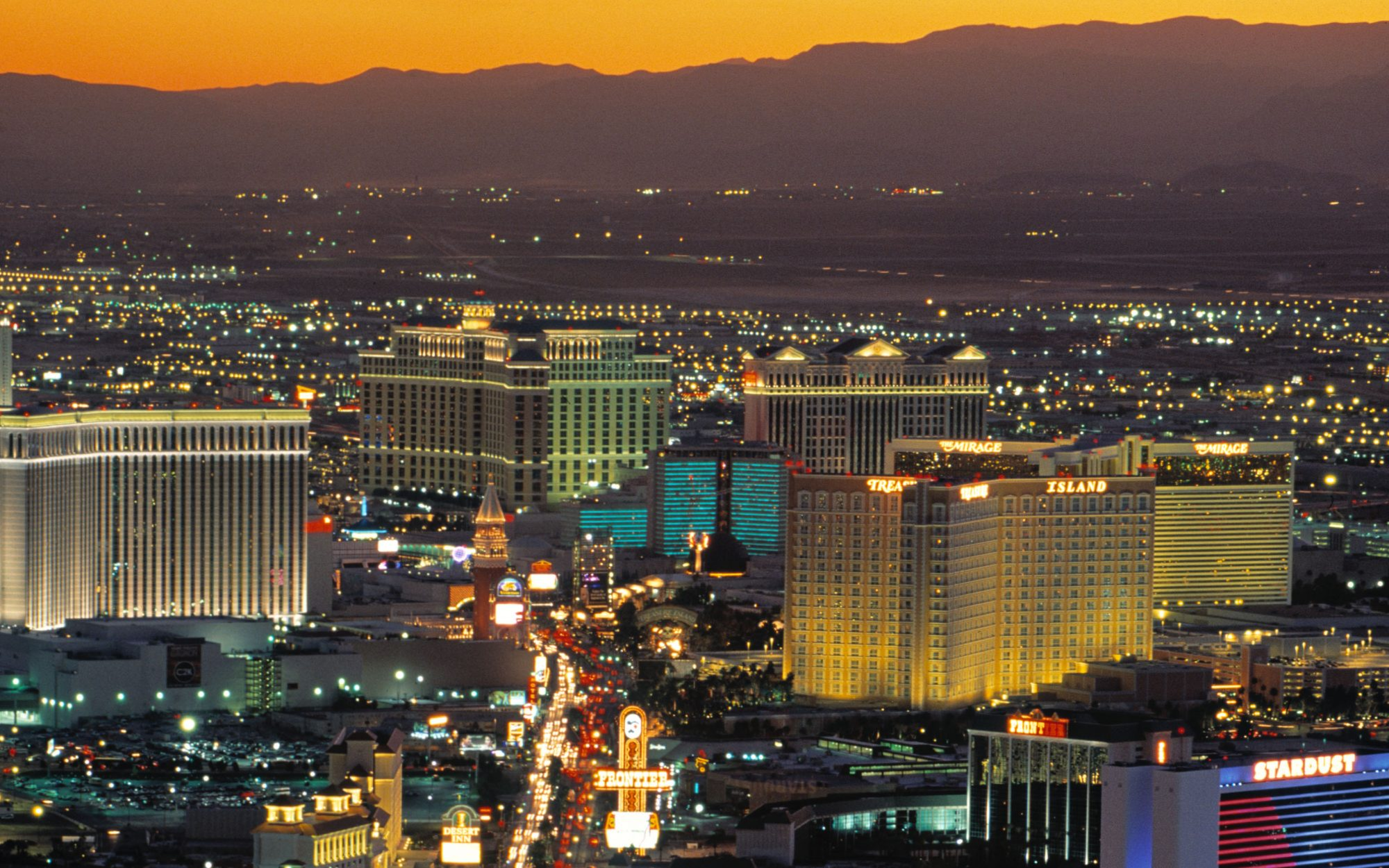America's Most Romantic Cities: No. 11 Las Vegas