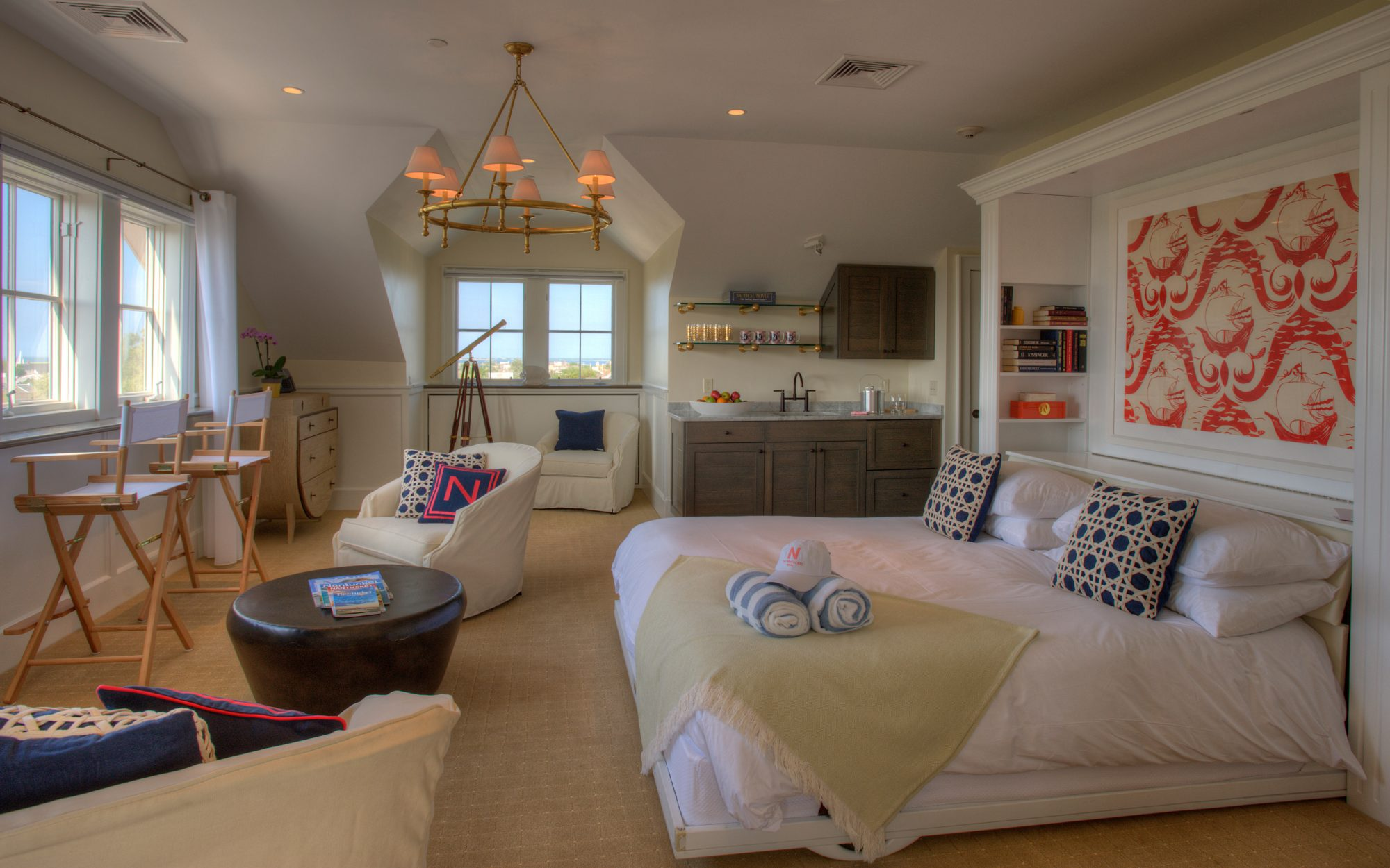 Cool Off-Season Beach Resorts: The Nantucket Hotel & Resort, MA