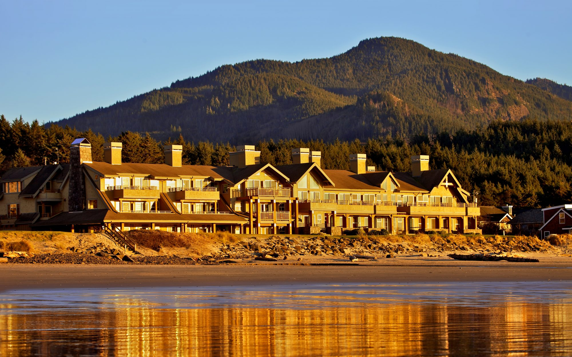 The Ocean Lodge, Cannon Beach, OR
