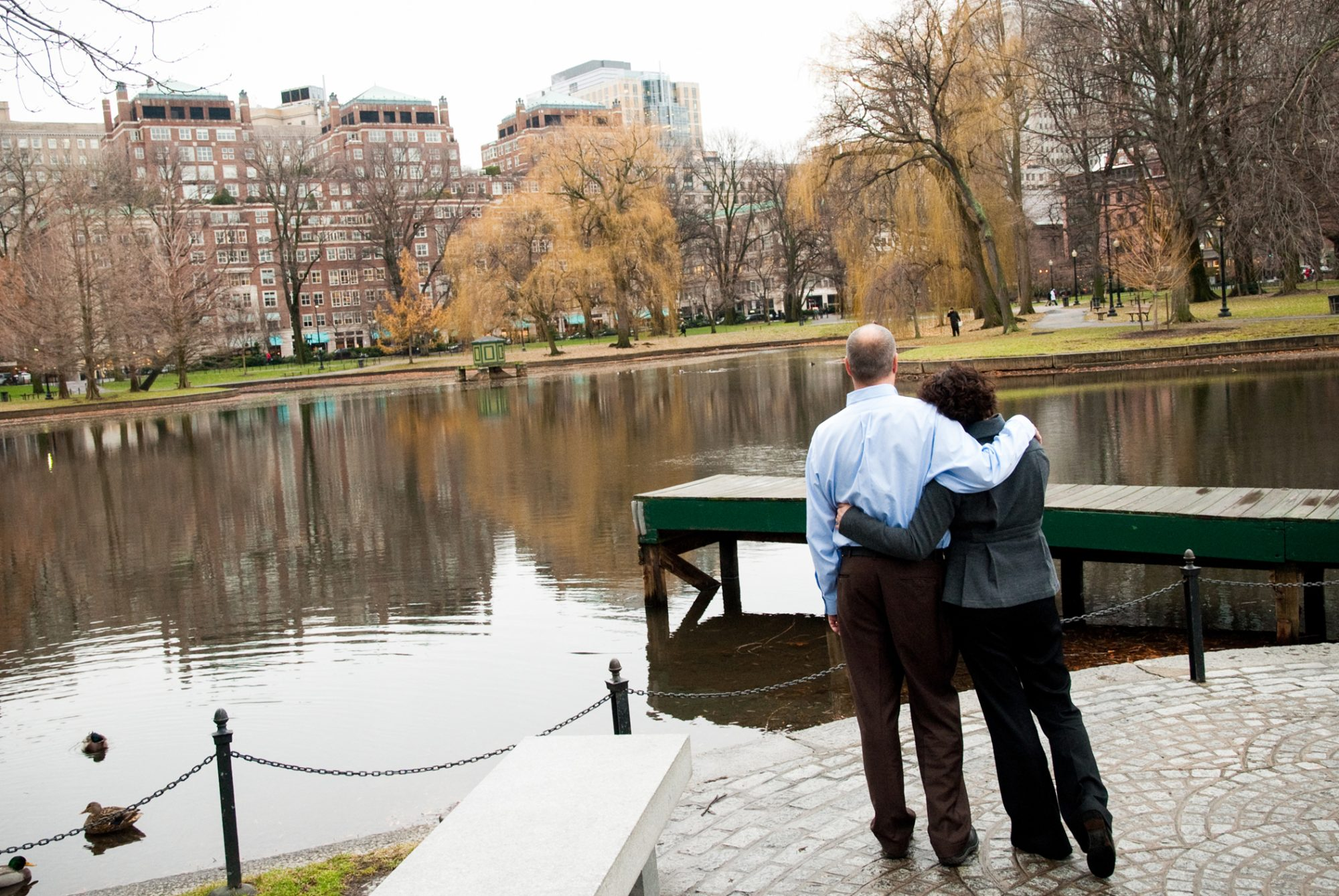 America's Most Romantic Cities: No. 17 Boston