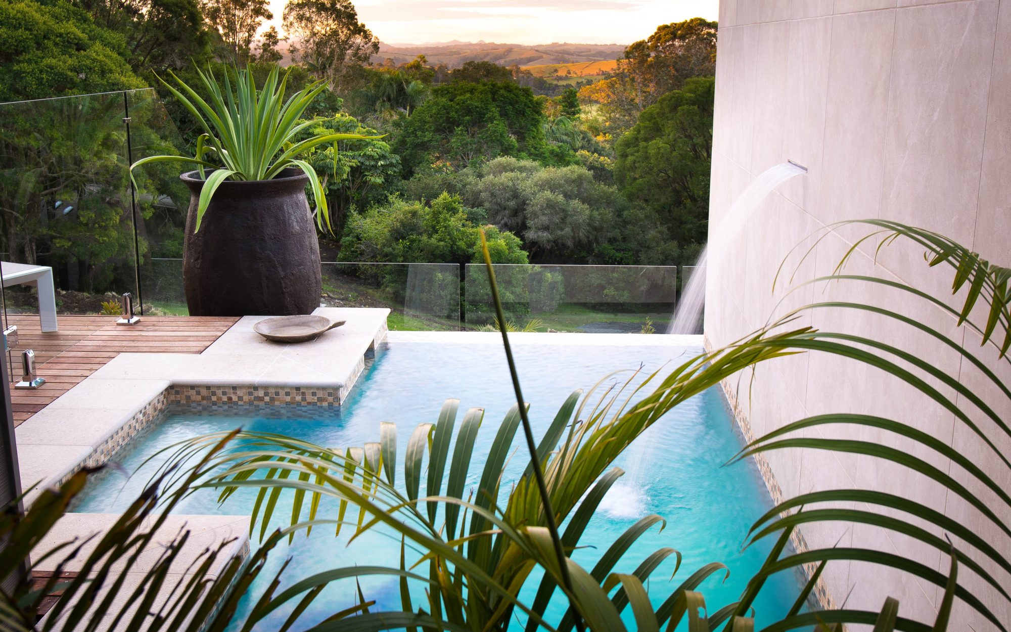 World's Coolest Plunge Pools: Gaia Retreat and Spa, Australia