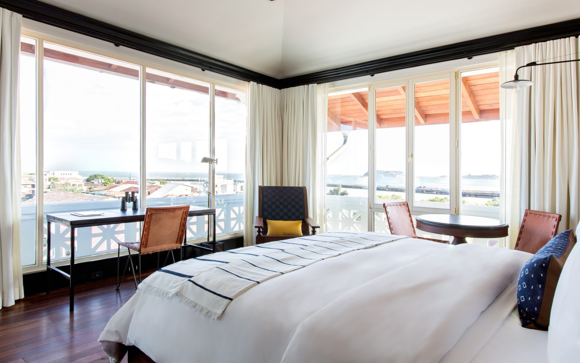 It List: The Best New Hotels 2015: New Urbanist: American Trade Hotel & Hall, Panama City