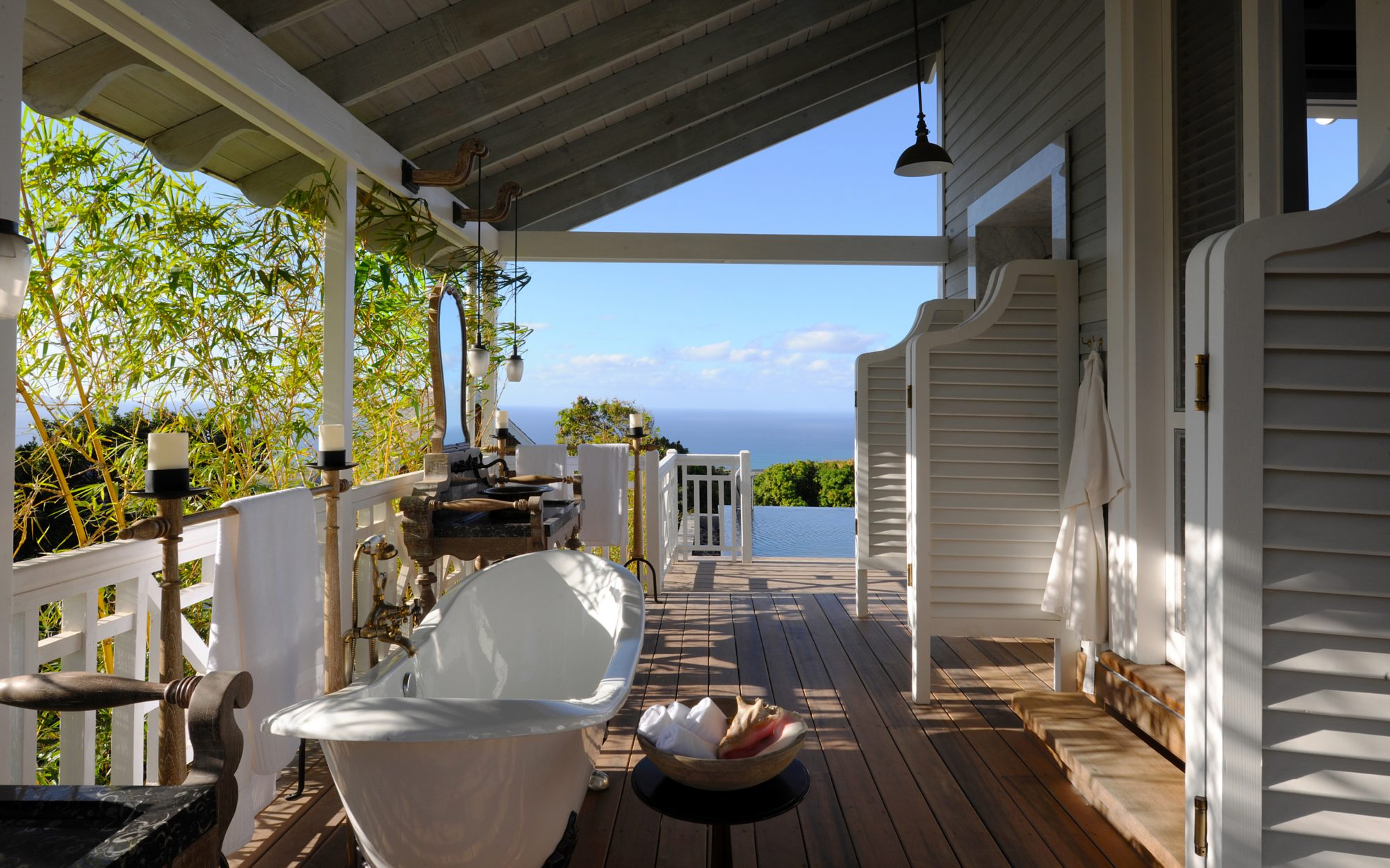 It List: The Best New Hotels 2015: Style Setter: Belle Mont Farm, St. Kitts