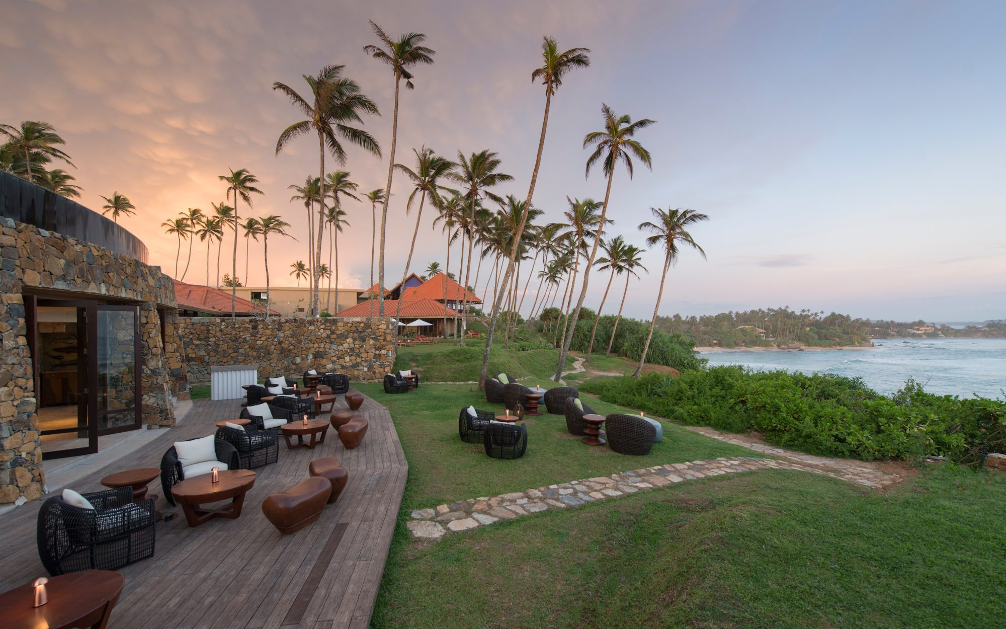 It List: The Best New Hotels 2015: Far-Flung Fantasy: Cape Weligama, Sri Lanka
