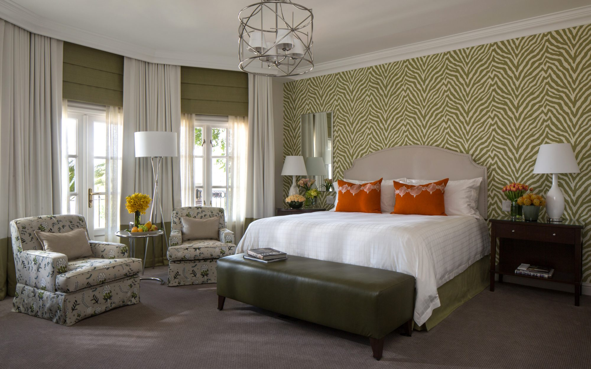 It List: The Best New Hotels 2015: Comeback Queen: Four Seasons Hotel The Westcliff, Johannesburg, South Africa