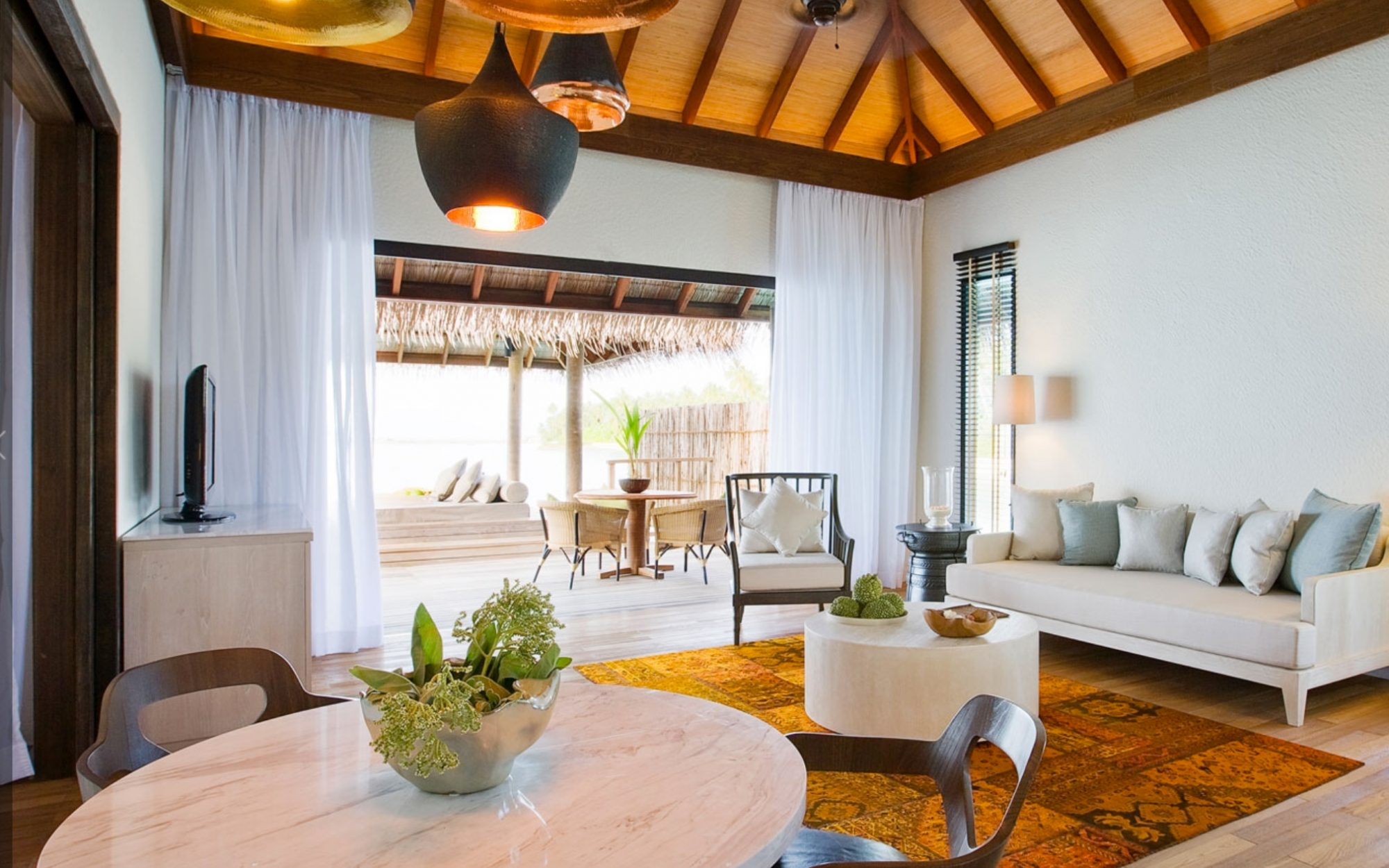 It List: The Best New Hotels 2015: A-List Escape: Maalifushi by Como, Maldives