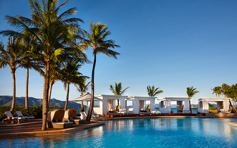 It List: The Best New Hotels 2015: Comeback Queen: One&Only Hayman Island, Great Barrier Reef, Australia