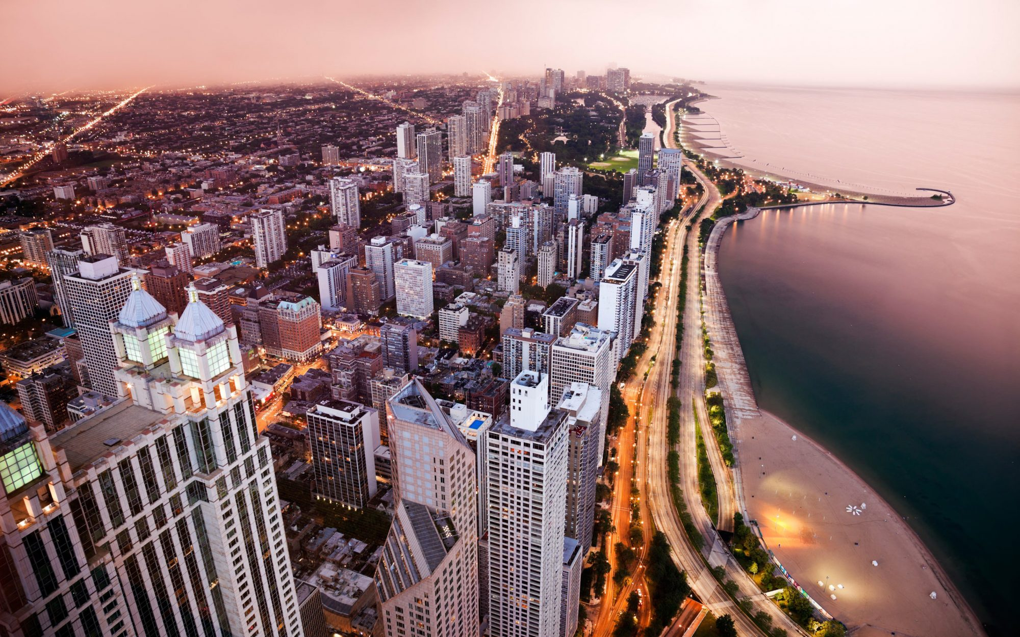 America's Most Romantic Cities: No. 20 Chicago